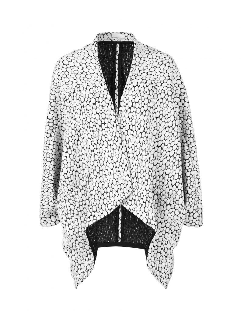 Dansk designet efterårs bomuldsjakke af Johanne Rubinstein