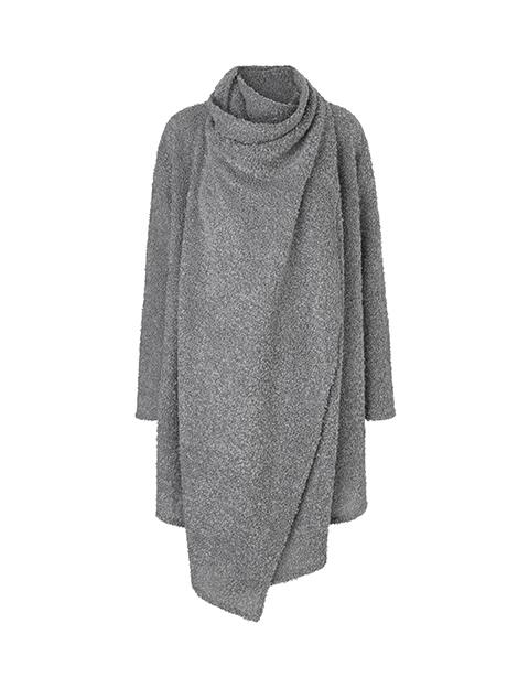 vera cardigan grey af Johanne Rubinstein