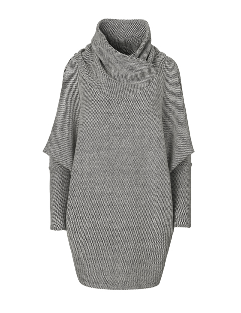Peter dress in grey by Johanne Rubinstein