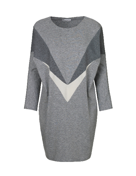Winter kollektion 2015 Pocket Dress light grey